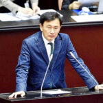 《TAIPEI TIMES》 DPP lawmaker admits being a KMT informant - 焦點
